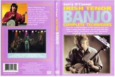Gerry O'Connor - Irish Tenor Banjo Complete Techniques DVD TUTOR