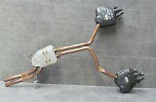 Orig. Audi RS6 4G RS7 4G 4.0 TFSI Escape Sistema de Escape Medio - Silenciador