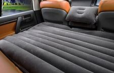 Inflatable Bed Matress For Car Travel Camping outdoor With 2 Air Pillows( Grey)