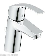 GROHE 3326520l NUOVO EUROSMART Mono Bacino Miscelatore rubinetto CON POP-UP RIFIUTI HP LP