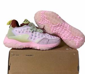 Nike Jordan Delta 2 Regal Pink- Lime Ice Shoes CW0913-600 Women's Size 9 No Lid
