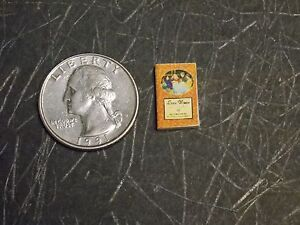 Dollhouse Miniature Book Little Women with Printed Pages 1:12 one inch E24