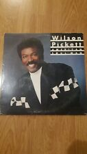 WILSON PICKETT: American Soul Man LP (promo label, saw mark, ding at cover open