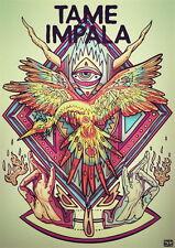 "018 Tame Impala - Australian Rock Band Jay Watson 14""x20"" Poster"