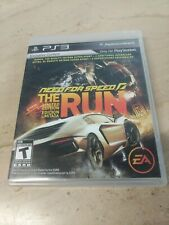 Need For Speed The Run Limited Edition PlayStation 3 PS3