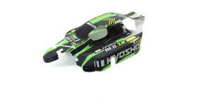 Kyosho Inferno Neo 2.0/3.0 Green and Black Body Shell IFB114GR