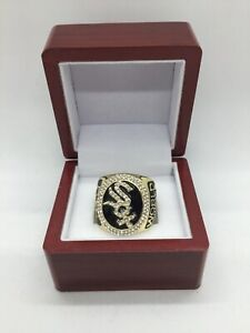 2005 Chicago White Sox Jermaine Dye World Series Championship Ring with Box