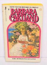 Barbara Cartland: The Horizons of Love by Barbara Cartland (1980, Other) PB