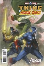MARVEL TWO IN ONE 2 GABRIELLE DELL OTTO AVENGERS VARIANT NM PRE-SALE 1/24