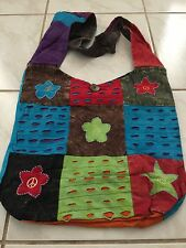 #1 Gift Nepal Hobo Bag, Hippie Cotton bag, Boho Purses, Nepali handmade Tie dye