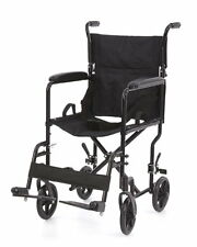 "Rollstuhl ""Glory"" Sitzbreite 48 cm Transport Rollstuhl faltbar Romed Medical"