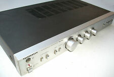 Gepflegter Telefunken RA100 Amplifier Verstärker RA-100 Vollverstärker