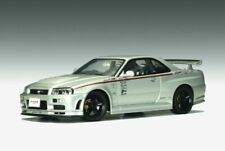 BRAND NEW ULTRA RARE 1/18 AUTOART NISSAN SKYLINE R34 GT-R Z TUNE 2001 - L@@K!!!