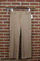 NEW $195 Etcetera Womens Size 14 Pants Brown Slacks Dress Suit Career NWT