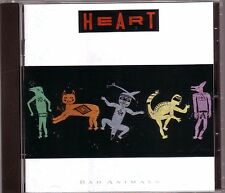 CD (NEU!) . HEART - Bad Animals (Alone Who will you run to mkmbh