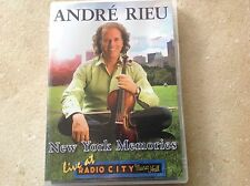 Andre Rieu - New York Memories - Live at Radio City Music Hall - Universal DVD