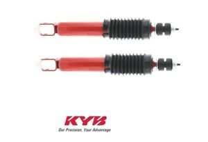 KYB Shock Absorber MonoMax Pair Front for Cadillac, Chevrolet, GMC / 565067
