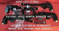 Power Window Kit 1970 1971 1972 Chevelle 2 Door Hardtop