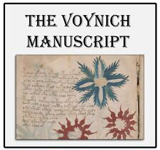 The Mysterious Voynich Manuscript on DVD - Medieval Mystery Secret Code Book 68