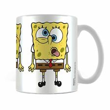 Officially Licensed SpongeBob SquarePants Faces Ceramic Mug