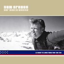 2 SOUNDTRACK-CDs: SAM SPENCE und GERHARD HEINZ (Jess Frano ...) - NEUWARE!