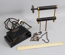 What? 19thC Antique Scientific Apparatus Physicians Vibragenitaant Quack Machine