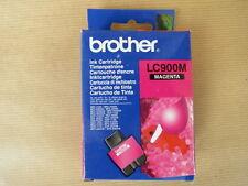Cartuccia BROTHER LC 900M Originale  ( Magenta, Serie In Descrizione...)