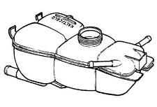 Originale Opel Omega B 2,5 V6 Compensazione Contenitore Liquido Refrigerante