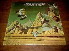 JOURNEY ~ 1st album Self Titled  UK 1st press vinyl LP A1/B1 CBS 1975 Ex+