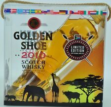 Golden Shoe 2010 Scotch Whisky Südafrika, Limited Edition Fussball WM,0,7l 8B-SW
