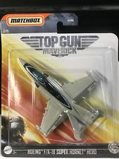 2020 Matchbox Sky Busters Top Gun Maverick #3 BOEING F/A-18 SUPER HORNET HERO