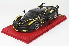 BBR Ferrari FXX K Nero Stellato Metal #44 1:18 P18119G #01/99pcs*Now Sold Out!