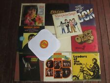 LOT of 10 Rock LP Records The Association Lovin Spoonful Rock Oldies Compilation