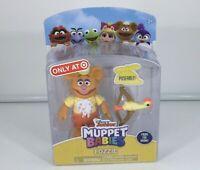"""Disney Junior Muppet Babies Fozzie 2.5"""" Figure NEW — TARGET Exclusive!"""