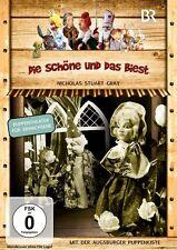 Augsburger Puppenkiste Die Schöne und das Biest * Märchen Rarität Pidax DVD Neu