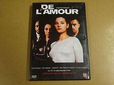 DVD / DE L'AMOUR ( VIRGINIE LEDOYEN )