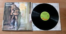 JETHRO TULL AQUALUNG LP 1971 UK 1st Press A1/B3 STEREO CHRYSALIS ISLAND ILPS9145