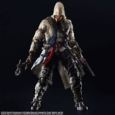 Assassin's Creed III: Connor Kenway Play Arts Kai Action Figure