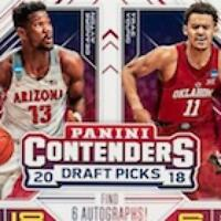 2018-19 Panini Contenders Draft Picks Base, Inserts or Autographs Pick From List