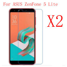 2Pack Tempered Glass Screen Film Protector Cover For ASUS ZenFone 5 Lite / 5Q