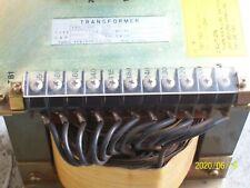 FANUC A80L-0001-0176-03 1.1 KVA TRANSFORMER TYPE 07155 1.1KVA
