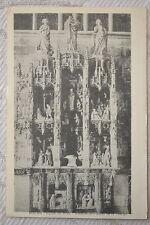 """CPA """" BOURG - Eglise de Brou - Retable de l'Autel de la Vierge"""