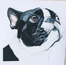 French Bulldog PVC Sticker Dog Puppy Luggage Laptop Journal Tide Brand Beautiful