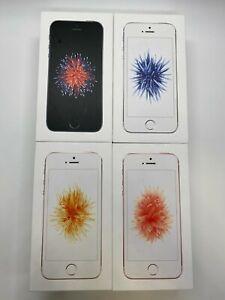 Genuine Apple OEM iPhone SE Empty Retail Box - in Very Good Condition