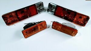 Suzuki samurai set of  turn signals and tail lights