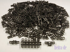 LEGO technique - 200 x maillon large noir/black link tread/3873 article neuf