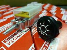 Genuine Toyota Landcruiser FJ40 Headlight Switch & Knob HJ47 BJ42 FJ45 BJ40 HJ45
