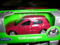 VOLKSWAGE - GOLF 5°SERIE - 2003 - WELLY - SCALA 1/60
