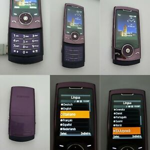 CELLULARE SAMSUNG SGH U600 GSM UNLOCKED SIM FREE DEBLOQUE