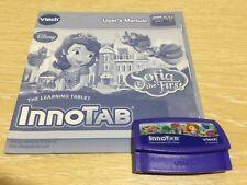 Vtech Innotab Disney Sofia the First Game + Manual